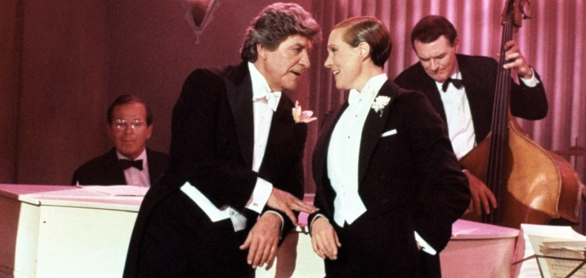 1982's Victor/Victoria brought the jazz craze back again, which was taking over in the 1930s in Paris.