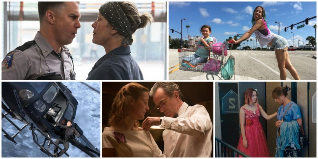 Best movies of 2018